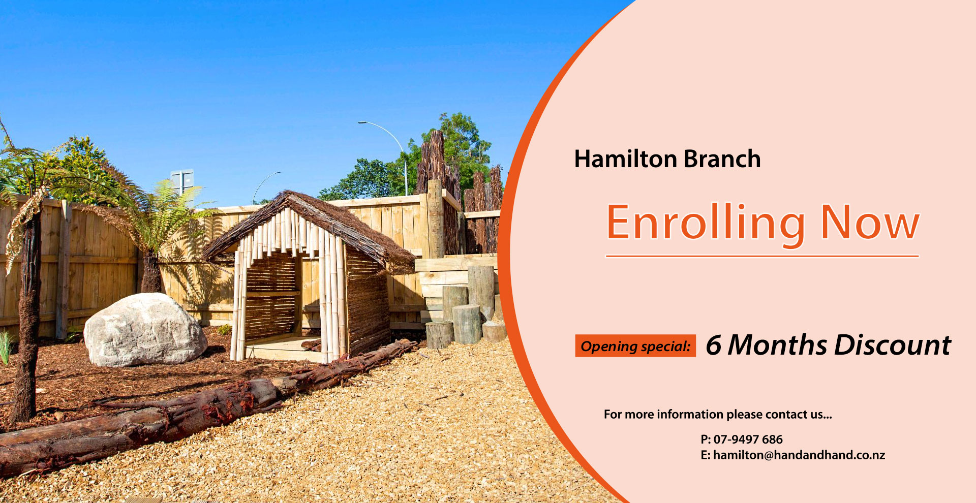 Hamilton Branch Enrolling Now